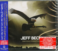 Jeff Beck - Emotion & Commotion: Japanese Edition (Jpn)