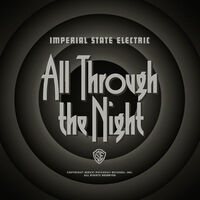 Imperial State Electric - All Through The Night (White) [Limited Edition] (Wht)