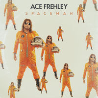 Ace Frehley - Spaceman [Indie Exclusive Limited Edition Orange LP]