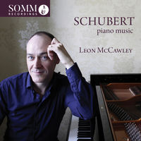 Leon McCawley - Leon McCawley Plays Piano Music By Franz Schubert