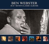 Ben Webster - 7 Classic Albums [Digipak] (Ger)