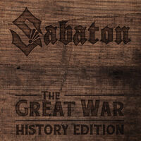 Sabaton - The Great War: History Version [Digi]