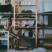 Throbbing Gristle - D.O.A.: The Third And Final Report Of Throbbing Gristle