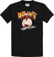Rudy Ray Moore - Dolemite Is My Name! Black Unisex Short Sleeve T-shirt Large
