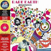 Rare Earth - Generation (Original Soundtrack)