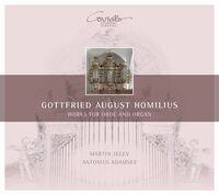 Homilius / Jelev / Adamske - Works For Oboe & Organ