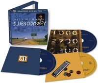 Bill Wymans Blues Odyssey / Various - Bill Wyman's Blues Odyssey / Various (Bonus Dvd)
