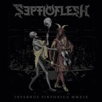 Septicflesh -  Infernus Sinfonica MMXIX [Limited Edition CD/Blu-ray]