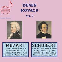 Mozart / Kovacs / Budapest Philharmonic Sym - Denes Kovacs 2 (Box)