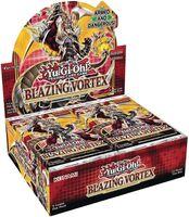 Yu-Gi-Oh! Blazing Vortex Booster Display - Yu-Gi-Oh! Blazing Vortex Booster - Display