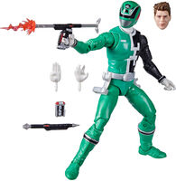 Prg Blt Rad Mercury - Hasbro Collectibles - Power Rangers Lightning Collection Rad Mercury