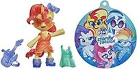 Mlp Poppin Pony Sunset Shimmer - Hasbro Collectibles - My Little Pony Poppin Pony Sunset Shimmer