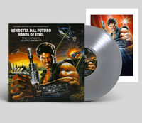 Claudio Simonetti  (Ltd) - Hands of Steel (Vendetta Dal Futuro) (Original Motion Picture Soundtrack)