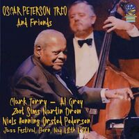Oscar Peterson - Oscar Peterson Trio & Friends