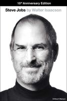Walter Isaacson - Steve Jobs (Ppbk) (Aniv)