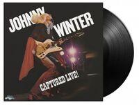 Johnny Winter - Captured Live (Blk) [180 Gram] (Hol)