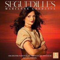 Marianne Crebassa - Seguedilles [Digipak]