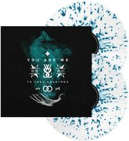 While She Sleeps - You Are We (Clear & Sea Blue Splatter Vinyl)