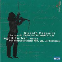Ingolf Turban - Violin Concertos 2 & 4