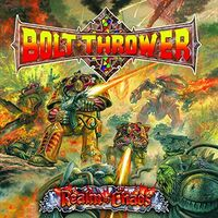 Bolt Thrower - Realm Of Chaos (Uk)