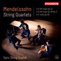 Mendelssohn - String Quartets