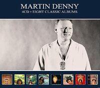 Martin Denny - 8 Classic Albums (Dig) (Ger)