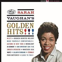 Sarah Vaughan - Golden Hits [LP]