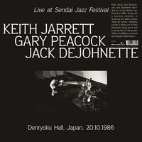Keith Jarrett - Live At Sendai Jazz Festival Denryoku Hall