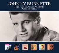 Johnny Burnette - Six Classic Albums Plus Singles (Dig) (Hol)