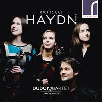 Dudok Quartet Amsterdam - String Quartets 20 2