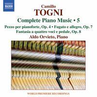 Aldo Orvieto - Complete Piano Music 5