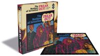 Zappa, Frank & Mothers Freak Out! (1000 PC Puzzle) - Zappa,Frank & The Mothers Of Invention Freak Out! (1000 Piece Jigsaw Puzzle)