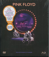 Pink Floyd - Delicate Sound Of Thunder: Restored Re-Edited [With Booklet]