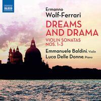 Wolf-Ferrari / Baldini / Donne - Dreams & Drama