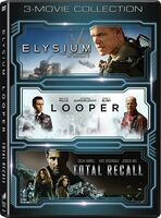 Elysium / Looper / Total Recall (2012) - Elysium / Looper / Total Recall (2012) (3pc)