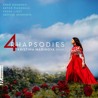 Dohnyani / Marinova - 4 Rhapsodies