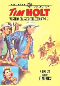 Tim Holt Western Classics Collection: Volume 2