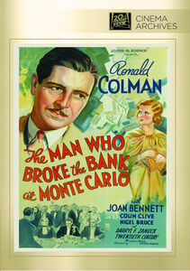 The Man Who Broke the Bank at Monte Carlo