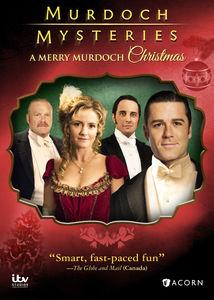 Murdoch Mysteries: A Merry Murdoch Christmas