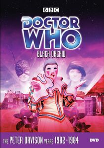 Doctor Who: Black Orchid