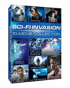 Sci-Fi Invasion: 10-Movie Collection