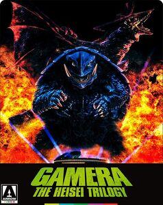 Gamera: The Heisei Trilogy