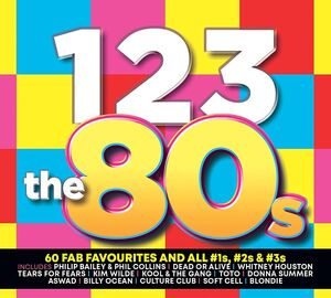 1-2-3: The 80s /  Various [Import]