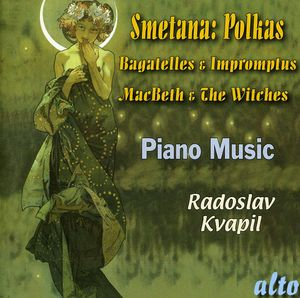 Polkas Bagatelles & Impromptus