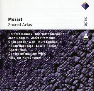 Mozart: Sacred Arias /  Various
