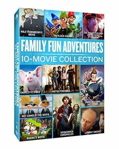 Family Fun Adventures: 10-Movie Collection
