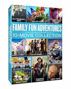 Family Fun Adventures: 10-Movie Collection