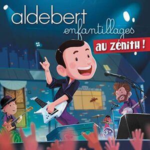 Enfantillages Au Zenith [Book Package Includes Blu-ray, CD & DVD] [Import]