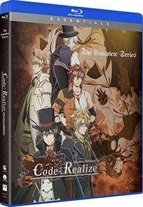 Code:Realize - Guardian Of Rebirth: The Complete Series