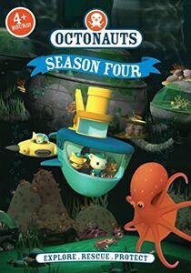 Octonauts Season 4 DVD